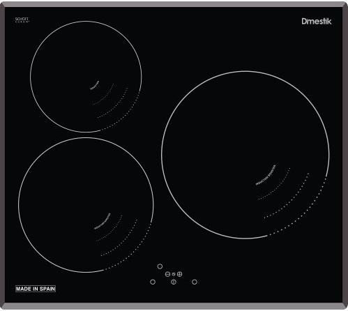 Bếp từ D'mestik ES – 603DKI