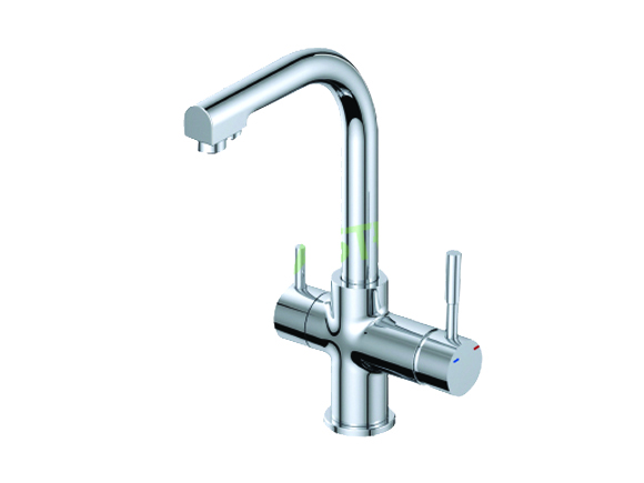 Vòi rửa bát Faster FS 928    (3 đường nước)