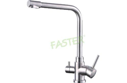 Vòi rửa bát Faster FS 04SS (3 đường nước)